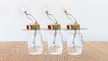 snacks electricity magnetism exploratorium
