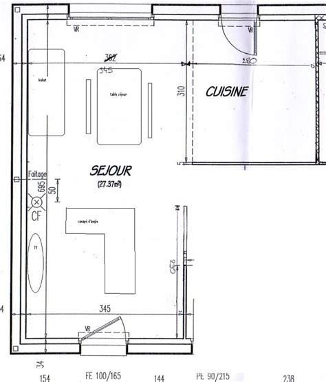 amenagement cuisine salle a manger salon aménagement salon salle à manger