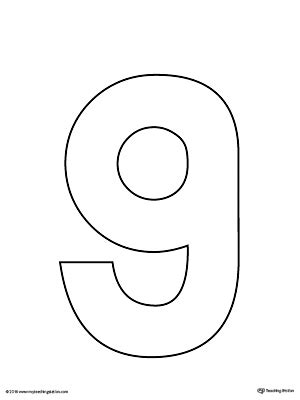 Lowercase Letter G Template Printable | MyTeachingStation.com