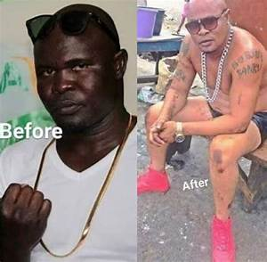 Shocking Photos: Before And After Pictures Of Ghanaian ...