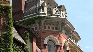 Harry Packer Mansion, Jim Thorpe PA - YouTube