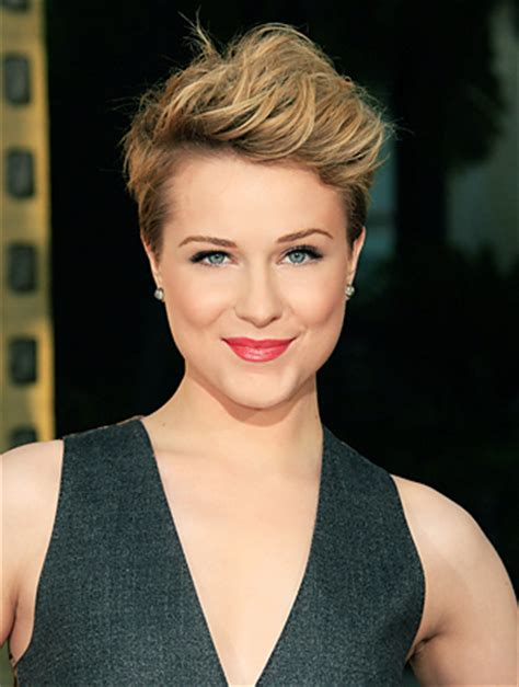 Evan Rachel Wood's Six Tips for Styling Short Hair