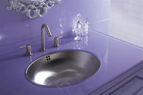 kohler bachata stainless steel undermount lavatory sink