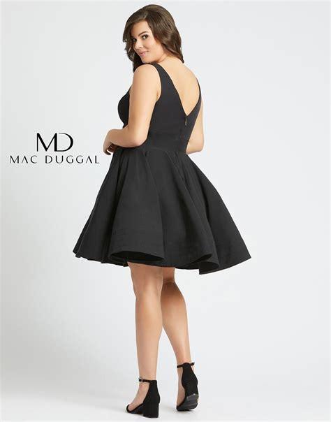 Mac Duggal 48771F Dress - MadameBridal.com