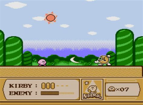 Adventure Kirby Game Downloads