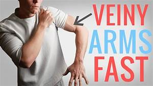 How To Get Veins To Pop Out In Your Arms  Fast Vascularity
