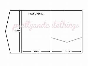 diy pocketfold wedding invitations template best With wedding invitation envelope layout
