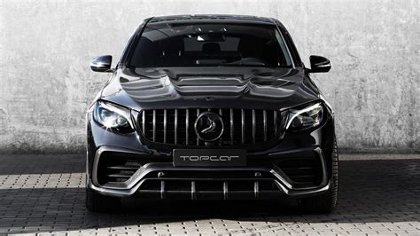 topcar mercedes amg glc klasse coupe inferno 4k wallpapers