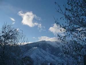 Mapleton, UT : April Snow on Maple Mtn photo, picture ...