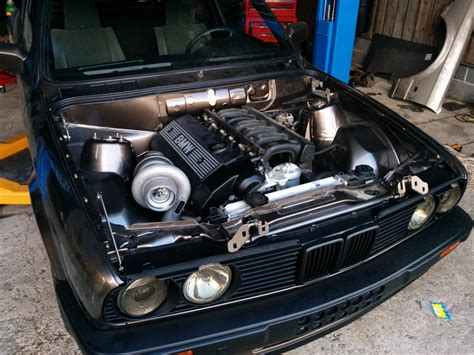 Bmw E30 Motor by Bmw E30 With A M52b28 Motor Engine Depot