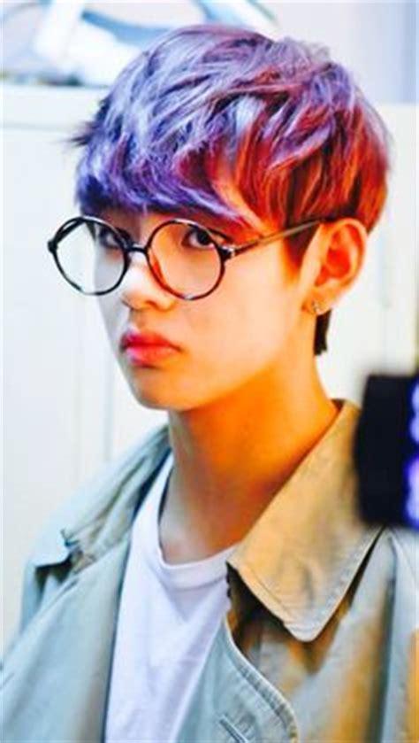 hair style of taehyung hair photoshoot pesquisa 8520