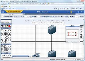 Visio In The Cloud  - Online Diagram Software