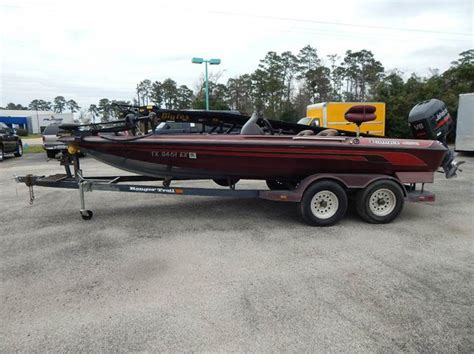 Boat Engine Hours Vs Miles by 1995 Ranger 487vs Bass Boat In Conroe Tx Park And Sell