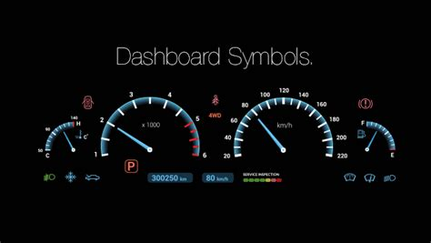 63 Dashboard Symbols And What They Mean.
