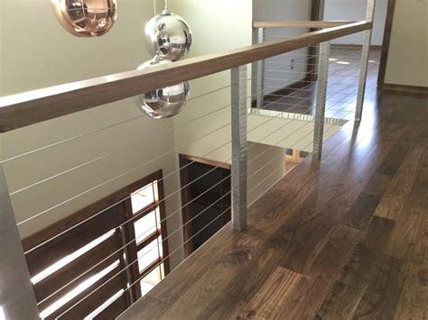 interior railing edmonton south side ornamental