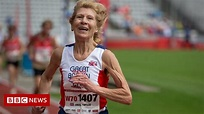 In pictures: Photographer 'in awe' of older athletes - BBC ...