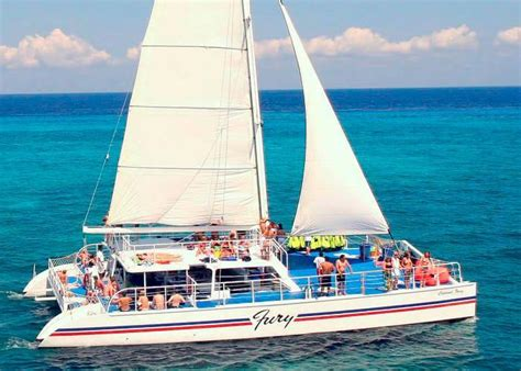 Catamaran In Cozumel by Cozumel Catamaran Tour Cozumel Island By Boat Tour