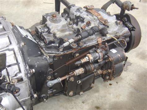 ud transmission manual standard  speed