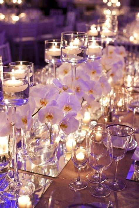 Tischdeko Mit Kerzen Und Blumen by Hochzeitskerzen Romantische Warme Licht