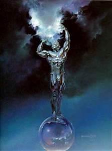 Ouranos - Uranus - Greek Mythology