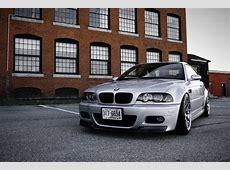 Stanced BMWs