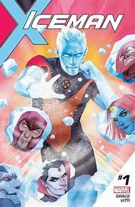 ICEMAN Creative Team Talks the X-MEN Hero's First Ongoing ...