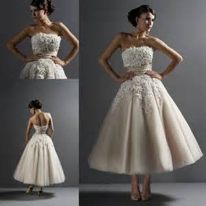 mid length dress for wedding calf length bridesmaid dresses images
