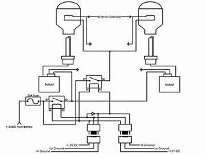 Bi-xenon Solenoid Wiring