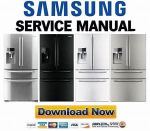 Samsung Rf4287hars Rf4287habp Rf4287hawp Rf4287hapn