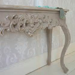 shabby chic console table grace shabby chic console table french bedroom company