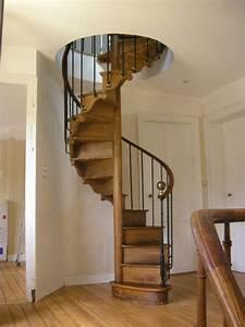 Escalier Colimaçon Beton : escalier colima on ancien la brocante de balines escaliers collima on pinterest escalier ~ Melissatoandfro.com Idées de Décoration