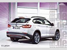 Bilder Vorschau BMW X4 Bilder autobildde