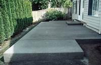 inspiring patio paving design ideas Inspiring Patios Ideas #4 Concrete Patio Design Ideas ...