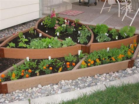 small veggie garden ideas