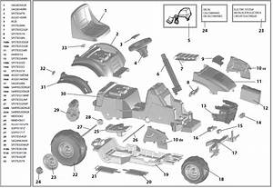 Lil Red Tractor Iged1068 Parts
