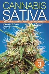 Book Review Cannabis Sativa Guide Marijuana Strains Volume