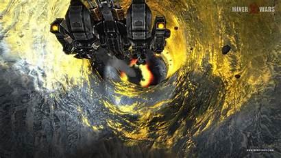 Miner Wars 2081 Mining Fullhd Resolution Wallpapers