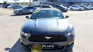 2017 FORD MUSTANG ECOBOOST PREMIUM - Plaza Auto Center – Used cars in Yuma, AZ