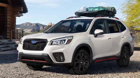 Subaru Sport 2019 subaru forester 2019 sport price release date