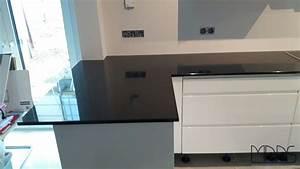 Arbeitsplatten Aus Granit : k ln granit arbeitsplatten nero assoluto india ~ Michelbontemps.com Haus und Dekorationen