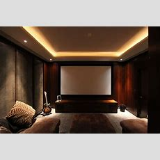 Harrogate Interior Design  Home Cinema Room  Inglish Design