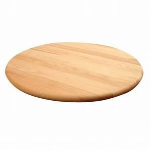 Shop Catskill Craftsmen 1-Tier Wood Full Circle Tabletop