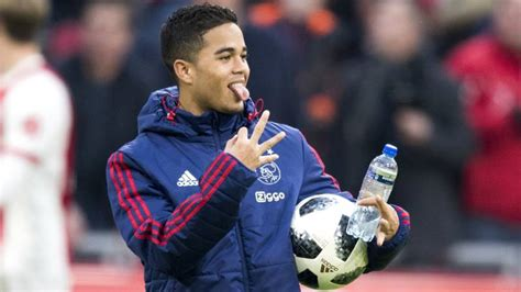 Everton linked with a move for Justin Kluivert ...