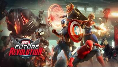 4k Revolution Marvel Future Key Resolution Published