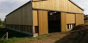 Hangar En Kit Bois : stabulations vaches laiti res ou allaitantes roin ~ Premium-room.com Idées de Décoration