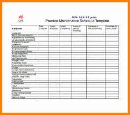 funeral service invitation 8 preventive maintenance schedule format resumed