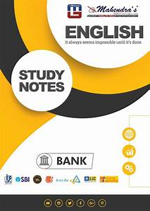 Study Notes  Adjective Concept And Questions For Sbi Po