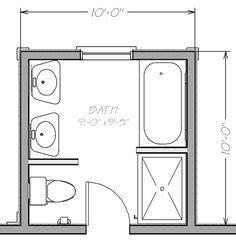 Bathroom Floor Plans 8x8 by Small Bathroom Layout Plans 6x6 Small Bathroom Floor