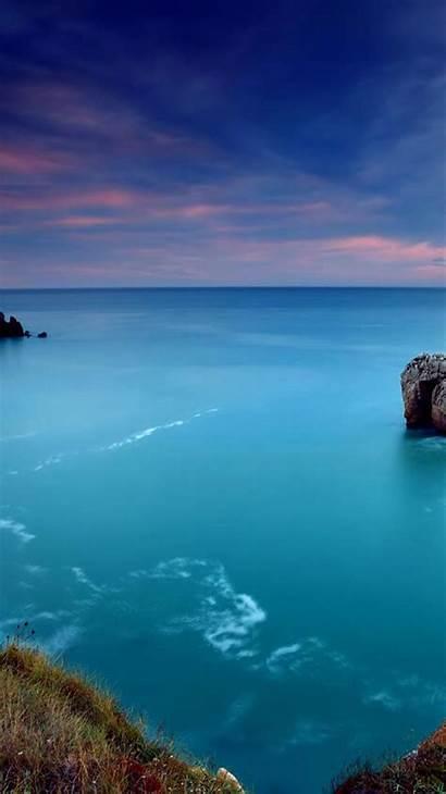 Iphone Summer Ocean Wallpapers Background Gulf Phone