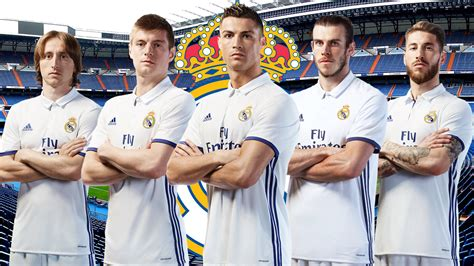Founded on 6 march 1902 as madrid football club. 25 Real Madrid Best Roster - We Need Fun